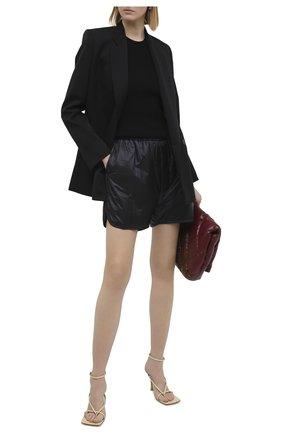 Женский шерстяной жакет STELLA MCCARTNEY черного цвета, арт. 601982/SPA28 | Фото 2