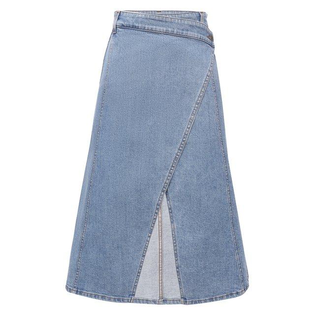 Джинсовая юбка Stella McCartney