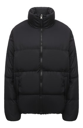 Женский пуховая куртка TANAKA черного цвета, арт. ST-42 | Фото 1