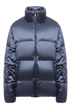 Женский пуховая куртка TANAKA синего цвета, арт. ST-42 | Фото 1