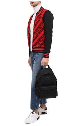Мужской рюкзак PHILIPP PLEIN черного цвета, арт. A20A MBA0998 PLE111N | Фото 2