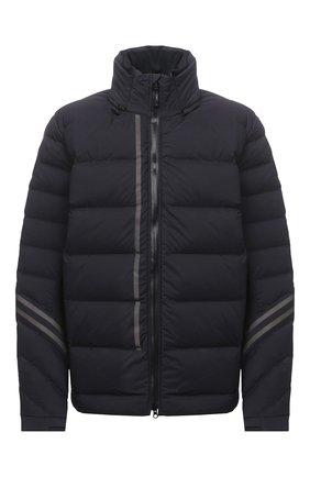 Мужская пуховая куртка hybridge cw CANADA GOOSE черного цвета, арт. 2731MB | Фото 1