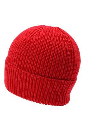 Мужская шерстяная шапка CANADA GOOSE красного цвета, арт. 5026M | Фото 2