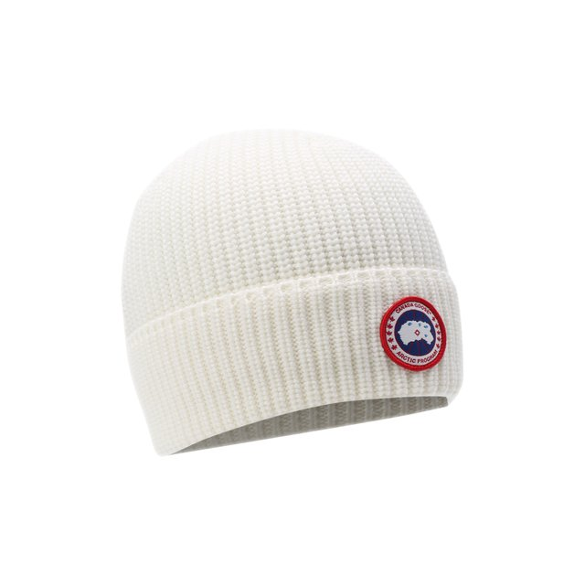 Шерстяная шапка Canada Goose.