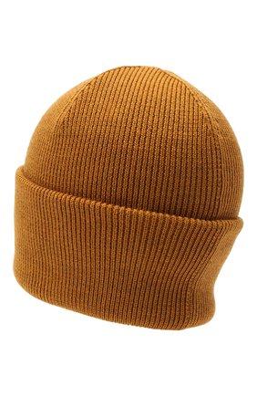 Мужская шерстяная шапка CANADA GOOSE светло-коричневого цвета, арт. 6936M | Фото 2