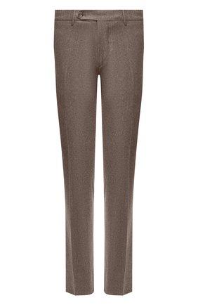 Мужские шерстяные брюки BERWICH бежевого цвета, арт. SC/1 ALC/VB5991 | Фото 1