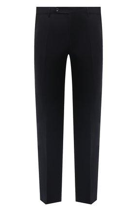 Мужские шерстяные брюки BERWICH темно-синего цвета, арт. SC/1/RD5470 | Фото 1