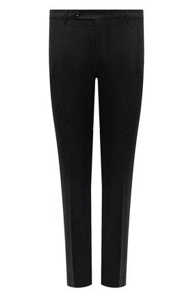 Мужские шерстяные брюки BERWICH темно-серого цвета, арт. SC/1/RD5470 | Фото 1