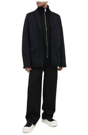 Мужской пиджак OAMC темно-синего цвета, арт. 0AMR154984 0R444000A | Фото 2