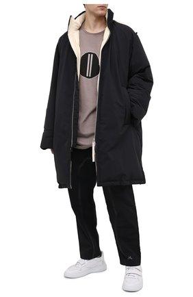 Мужская пуховая парка OAMC черного цвета, арт. 0AMR441238 0R442100 | Фото 2