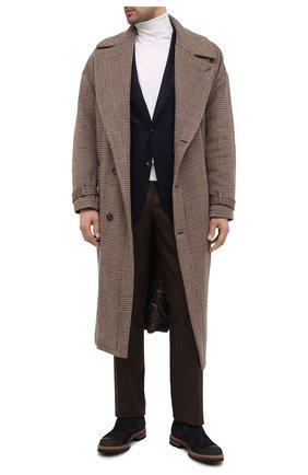 Мужской пиджак WINDSOR темно-синего цвета, арт. 13 VAST0-0E-J 10010263   Фото 2
