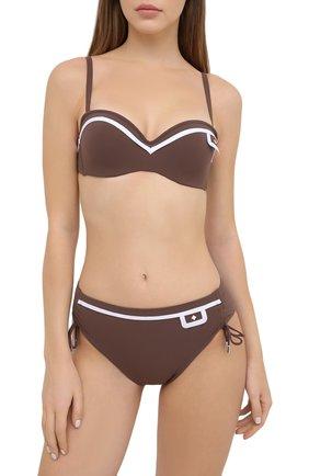 Женский бра-бандо LISE CHARMEL коричневого цвета, арт. ABA5034 | Фото 2