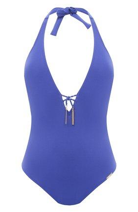 Женский слитный купальник LISE CHARMEL синего цвета, арт. ABA9703 | Фото 1