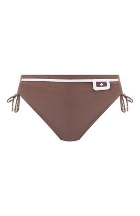 Женский плавки-бикини LISE CHARMEL коричневого цвета, арт. ABA0634 | Фото 1