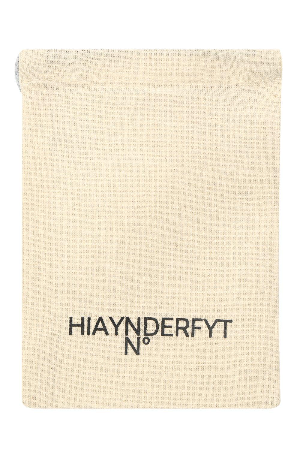 Женские серьги HIAYNDERFYT зеленого цвета, арт. 1405.6   Фото 4 (Материал: Стекло, Металл)