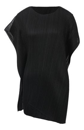 Женская топ ISSEY MIYAKE черного цвета, арт. PP08-JT782 | Фото 1