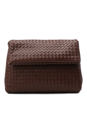 Женская сумка bv fold BOTTEGA VENETA коричневого цвета, арт. 642764/V08Z1 | Фото 1