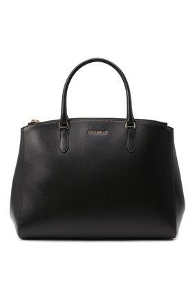 Женская сумка sortie large COCCINELLE черного цвета, арт. E1 GN6 18 03 01 | Фото 1