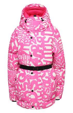 Женский пуховая куртка с жилетом DSQUARED2 розового цвета, арт. S72AM0873/S53359 | Фото 1