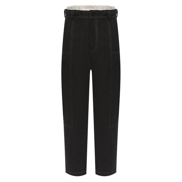 Хлопковые брюки Jacquemus