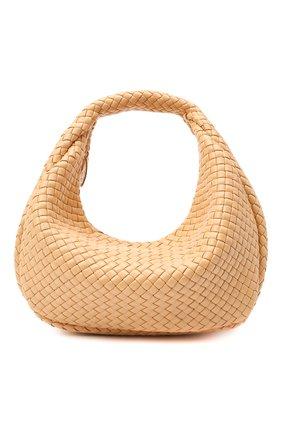 Женская сумка BOTTEGA VENETA бежевого цвета, арт. 639308/V01D1 | Фото 1