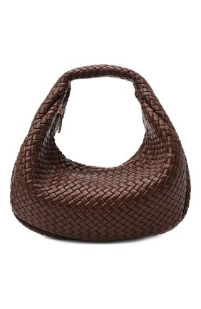 Женская сумка BOTTEGA VENETA коричневого цвета, арт. 639308/V01D1 | Фото 1
