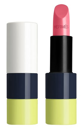 Женская атласная губная помада rouge hermès, rose pommette limited edition HERMÈS бесцветного цвета, арт. 60168SV032H | Фото 1
