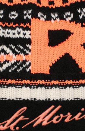 Мужская шерстяная шапка BOGNER разноцветного цвета, арт. 98692720 | Фото 3