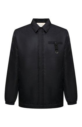 Мужская утепленная куртка 1017 ALYX 9SM черного цвета, арт. AAM0U0079FA03   Фото 1