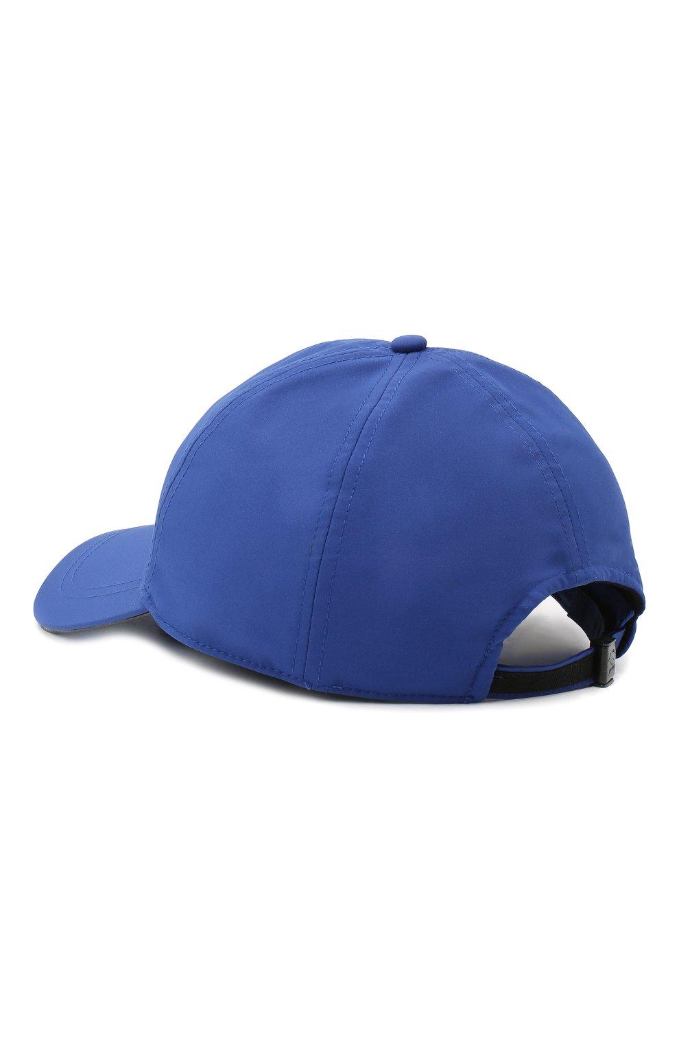 Мужской бейсболка PAUL&SHARK синего цвета, арт. I20P7105/DF | Фото 2