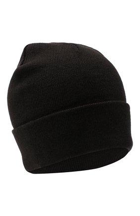 Мужская шапка BAPE черного цвета, арт. 1G80180023 | Фото 1