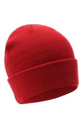 Мужская шапка BAPE красного цвета, арт. 1G80180023 | Фото 1
