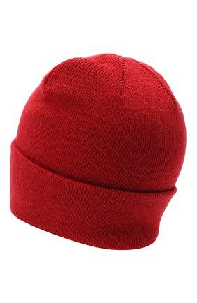 Мужская шапка BAPE красного цвета, арт. 1G80180023 | Фото 2
