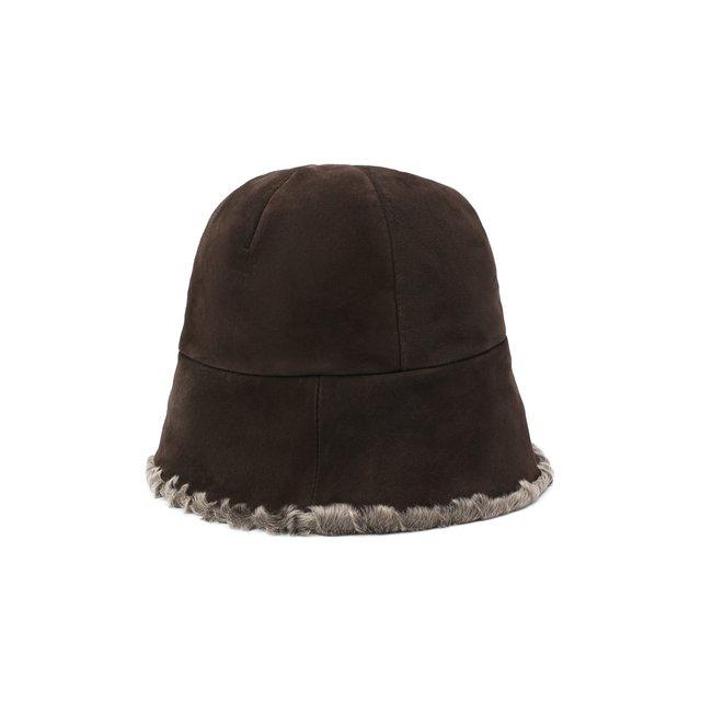 Кожаная шляпа Мэлади FurLand