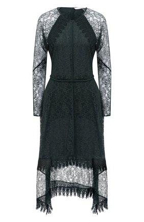 Женское платье SEE BY CHLOÉ зеленого цвета, арт. CHS20WR020013 | Фото 1