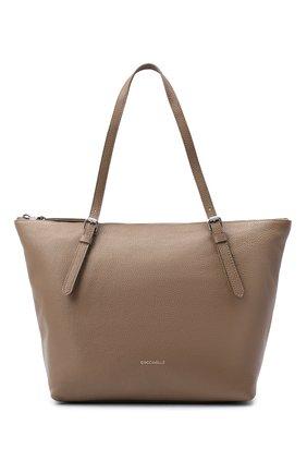 Женский сумка-тоут alix COCCINELLE бежевого цвета, арт. E1 GA0 11 01 01 | Фото 1