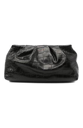 Женский клатч ophelie COCCINELLE черного цвета, арт. E1 G87 19 01 01 | Фото 1
