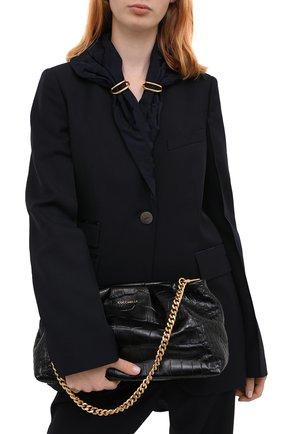 Женский клатч ophelie COCCINELLE черного цвета, арт. E1 G87 19 01 01 | Фото 2