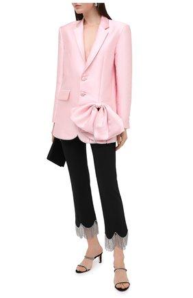 Женский жакет AREA светло-розового цвета, арт. PF20J03084 | Фото 2