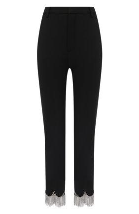Женские брюки AREA черного цвета, арт. PF20P10032 | Фото 1