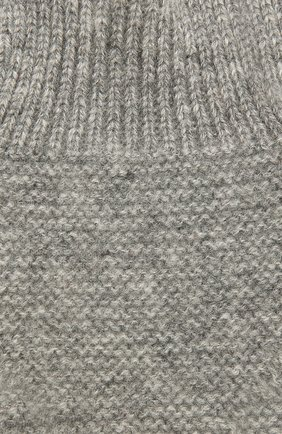 Детский кашемировый шарф LES LUTINS PARIS серого цвета, арт. 20H040/ELISE | Фото 2