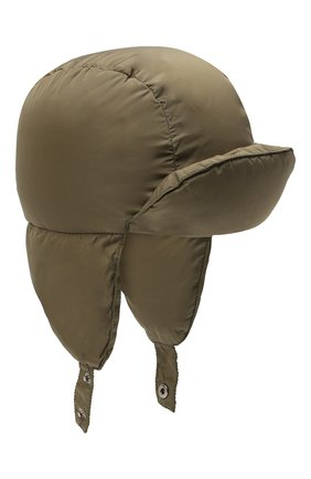 Пуховая шапка | Фото №1