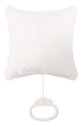 Детского подушка KISSY KISSY белого цвета, арт. KG4050150 | Фото 2