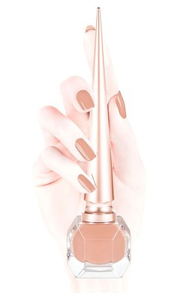 Лак для ногтей the nudes, оттенок tutulle (13ml) CHRISTIAN LOUBOUTIN бесцветного цвета, арт. 8435415034890 | Фото 2 (Ограничения доставки: flammable)