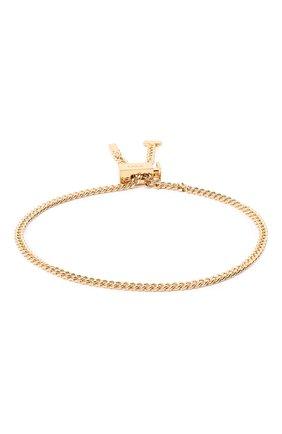 Женский браслет CHLOÉ золотого цвета, арт. CHC17UF948CB7 | Фото 1