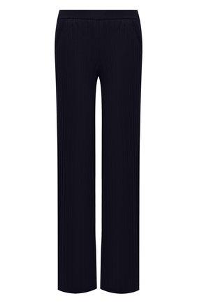 Женские кашемировые брюки LORO PIANA темно-синего цвета, арт. FAL2570   Фото 1