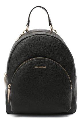 Женский рюкзак alpha COCCINELLE черного цвета, арт. E1 GS5 14 01 01 | Фото 1
