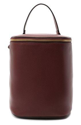 Женский рюкзак concrete journal COCCINELLE бордового цвета, арт. E1 GLE 54 01 01 | Фото 1