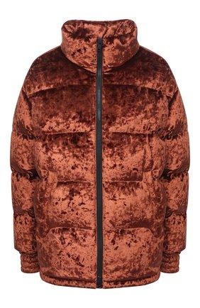 Женский пуховая куртка MOOSE KNUCKLES светло-коричневого цвета, арт. M39LJ147H2 | Фото 1