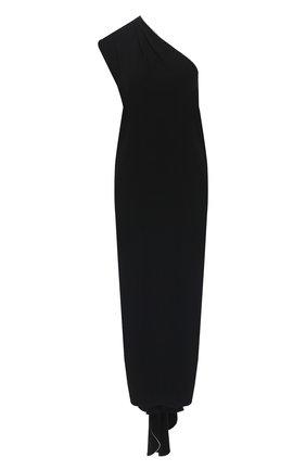 Женское платье RACIL черного цвета, арт. RS11-D04-FLAVIA CREPE | Фото 1